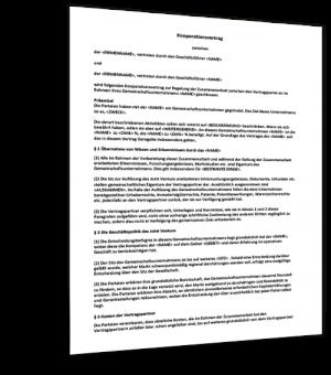Muster Immobilienverwalter Vertrag Vertraegede